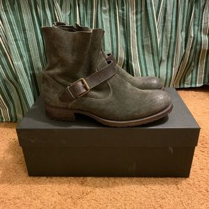 N.d.c. made by hand women's biker low ankle boots